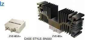 BELLA Mini Circuits ZVE 8GX 2000 8000MHz RF Low Noise Amplifier
