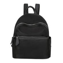 цена на 2017 the new tide of Oxford cloth bags fashionable joker nylon backpack with female travel satchel mummy bag bag backpack little