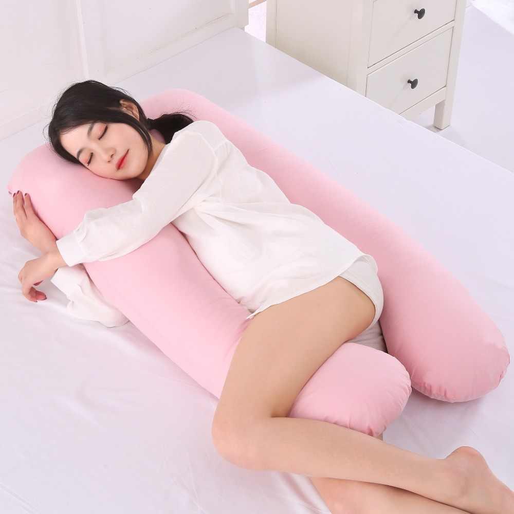 Форма подушки для беременных для женщин Беременность Подушка Удобная тело  Беременность Подушка для женщин беременность сторона 24bc8eb0f05