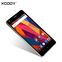 XGODY New Landvo XM200 Pro 5 0 Inch 4G LTE Smartphone Android 6 0 MTK MT6737