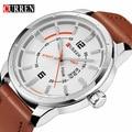 Fashion Curren Brand Design Business Army reloj masculino Male Clock Casual Military Luxury Wrist Quartz Sport Gift Watch 8211