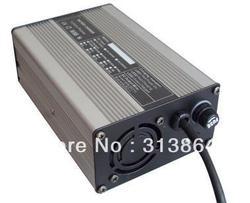 24 V (29.4 V) 3.0Amp Li-ion/LiPoly Baterai Charger kualitas Tinggi e-sepeda charger