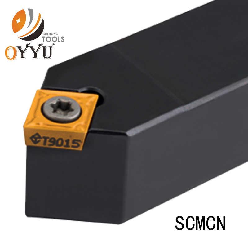 OYYU scvg2020k09 scvg1616h09 كربيد إدراج الخارجية تحول أداة حامل عمود تخريم آلة خرط تعمل بالتحكم الرقمي بواسطة الحاسوب أداة القطع شحن مجاني
