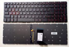Baru untuk Acer Nitro AN515-51 N16C7 N17c1 AN515-51-705 AN515-51 N16C7 N17c1 AN515-51-705 Keyboard Laptop US Backlit(China)