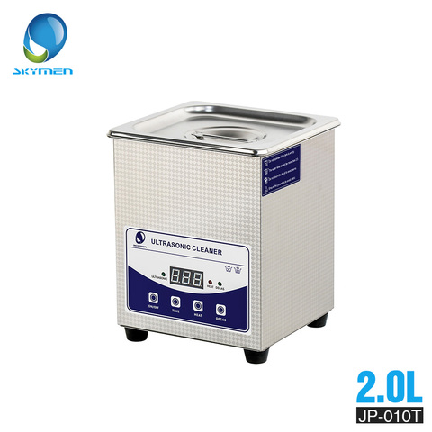 SKYMEN Digital Ultrasonic Cleaner Bath 2L 60W 110/220V ultrasonic degas Pakistan