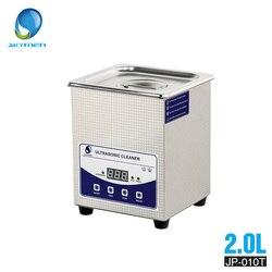 SKYMEN Pulitore Ad Ultrasuoni Digitale Da Bagno 2L 60 W 110/220 V ultrasuoni degas