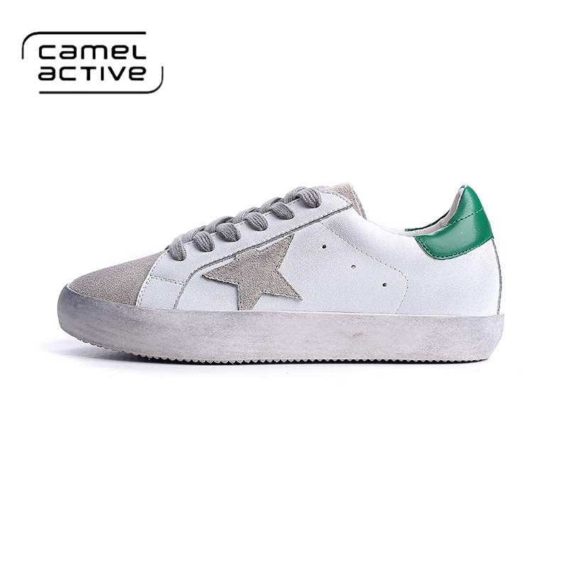 Otoño Zapatos Casual Active Marca Hecho Camel Mujeres A Primavera nx6zwPW