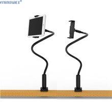 Grote Maat Ondersteuning Voor Tablet Telefoon Houder 4.7 Tot 12.6 Inch Sterke Bed Desktop Tablet Houder Voor Ipad Pro 12.9 2018 Tablet Stand