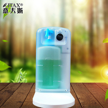 X-5548S Wall-mounted ABS Automatic Hand Sanitizer Spray Dispenser Wholesale Alcohol Hospital Sanitizer Dispenser gojo 962112 bag in box hand sanitizer dispenser 800ml 5 5 8w x 5 1 8d x 11h we