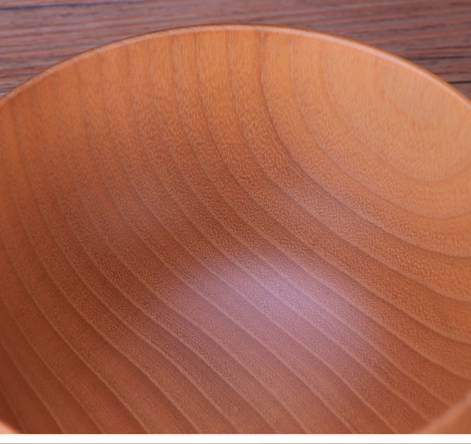 Wooden Food Container