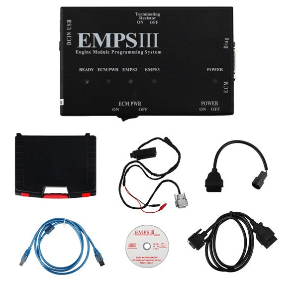 EMPS III DIAGNOSTIC KIT For Isuzu