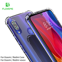 FLOVEME Case For Redmi Note 7 Transparent Soft TPU Funda Xiaomi Mi 9T K20 Pro Xiomi 9 8 SE Shockproof