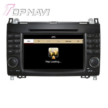Wince Car Radio Stereo For Benz A class W169 B class W245 ab2004 for Viano und