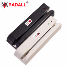 RD 400 USB פס מגנטי כרטיס קורא 2 מסלול MSR כרטיס קורא POS קורא פס מגנטי כרטיס 2 מסלול