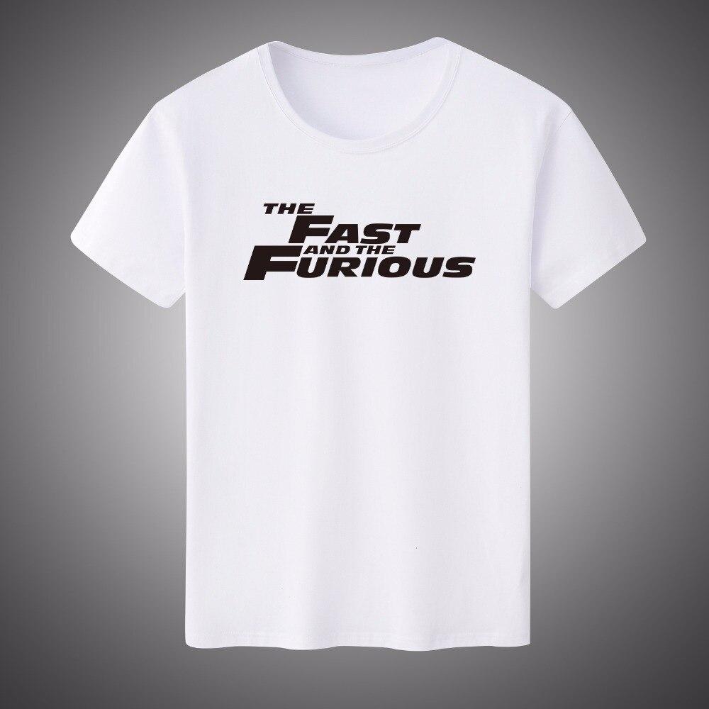 0aff0fc6f Wholsale Price 2018 Furious 8 Fashion T Shirt Men Fast Furious Women Men  O-Neck T-Shirt Casual Short Sleeve Summer Tshirt Print