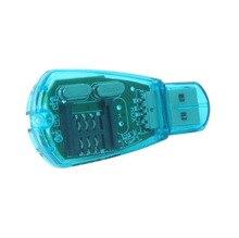 mobile phone USB  SIM Card Reader