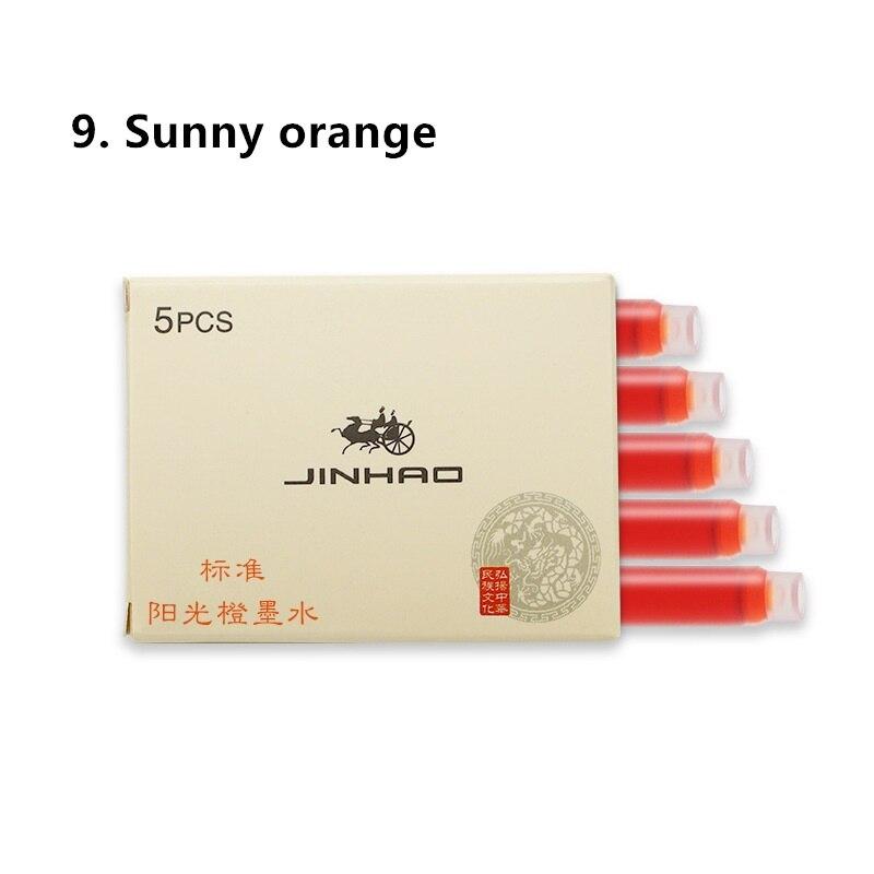 -9 orange