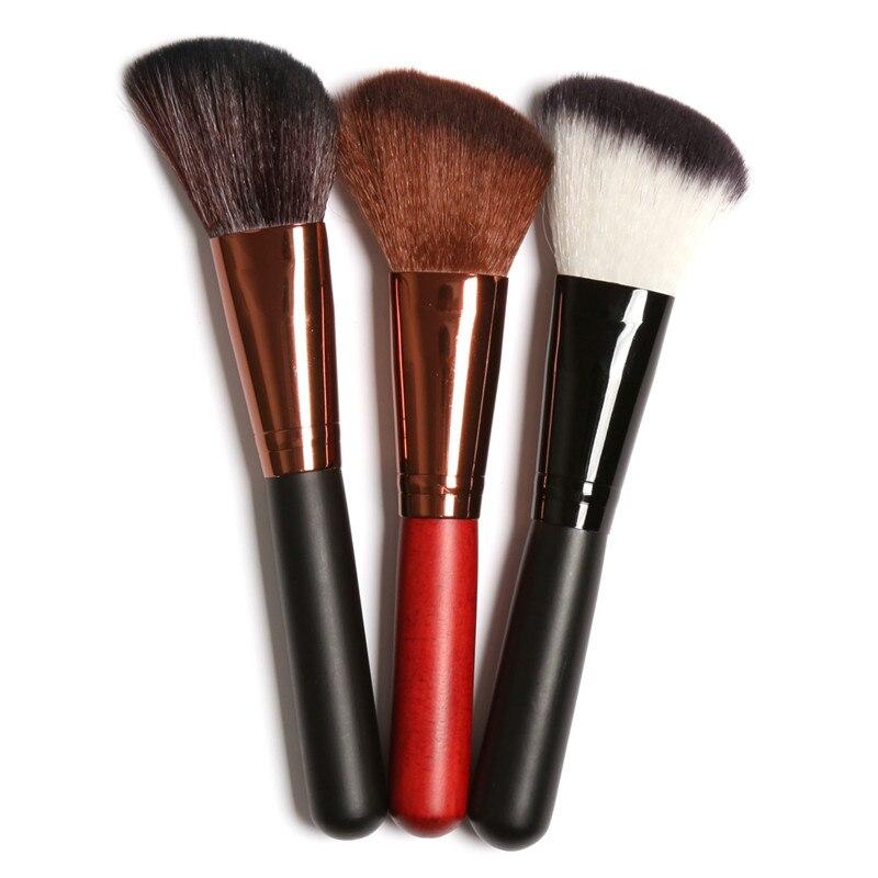 Brocha de Maquillaje liquidación sombra de ojos base para la cara rubor herramientas de Maquillaje Pinceles de Maquillaje Brochas de Maquillaje