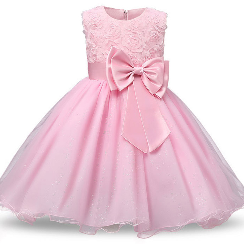 Kids Princess   Flower     Girl     Dress   Summer Children's Costume Teenager Prom Designs Tutu Wedding Birthday Party   Dresses   For   Girls