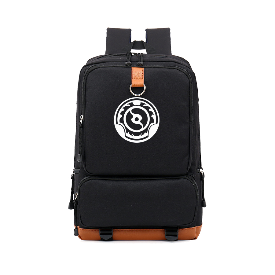 Backpack Skins H1Z1 us $22.99 |dota2 new design cool game fans icon ti international  championship shield agis printing backpack school bag game props nb123-in  backpacks