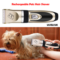 Professional Pet Dog Hair Trimmer Animal Razor Grooming Clippers Cat Cutter Machine Shaver Electric Scissor Clipper 110 240V AC