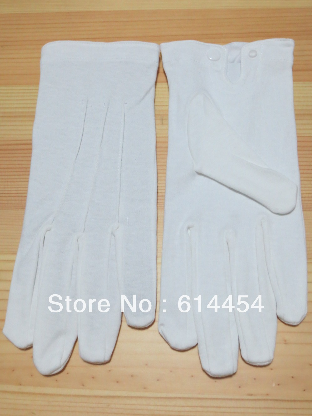 White apron freemason - Hot Sell Good Quality 100 Cotton White Masonic Gloves China Mainland