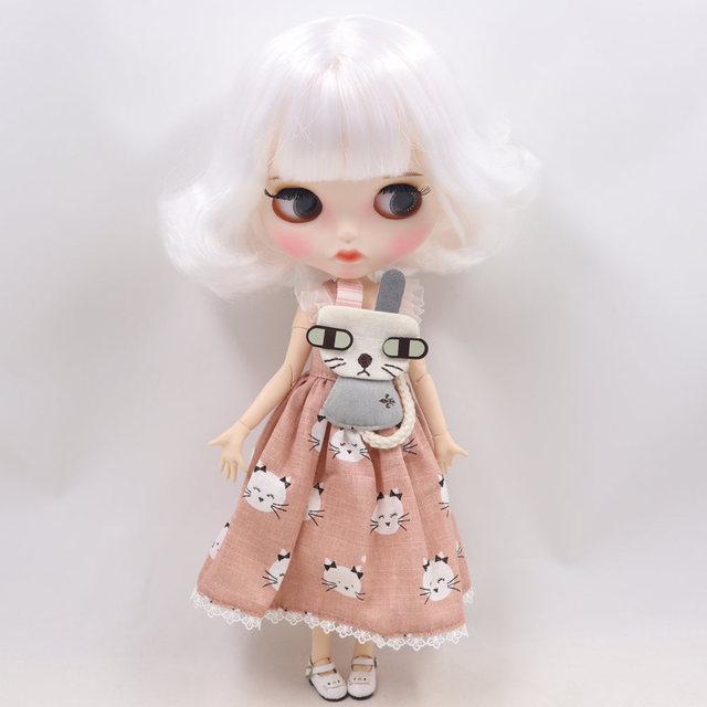 Melodija - premium prilagođena lutka sa punim outfitom punim lica