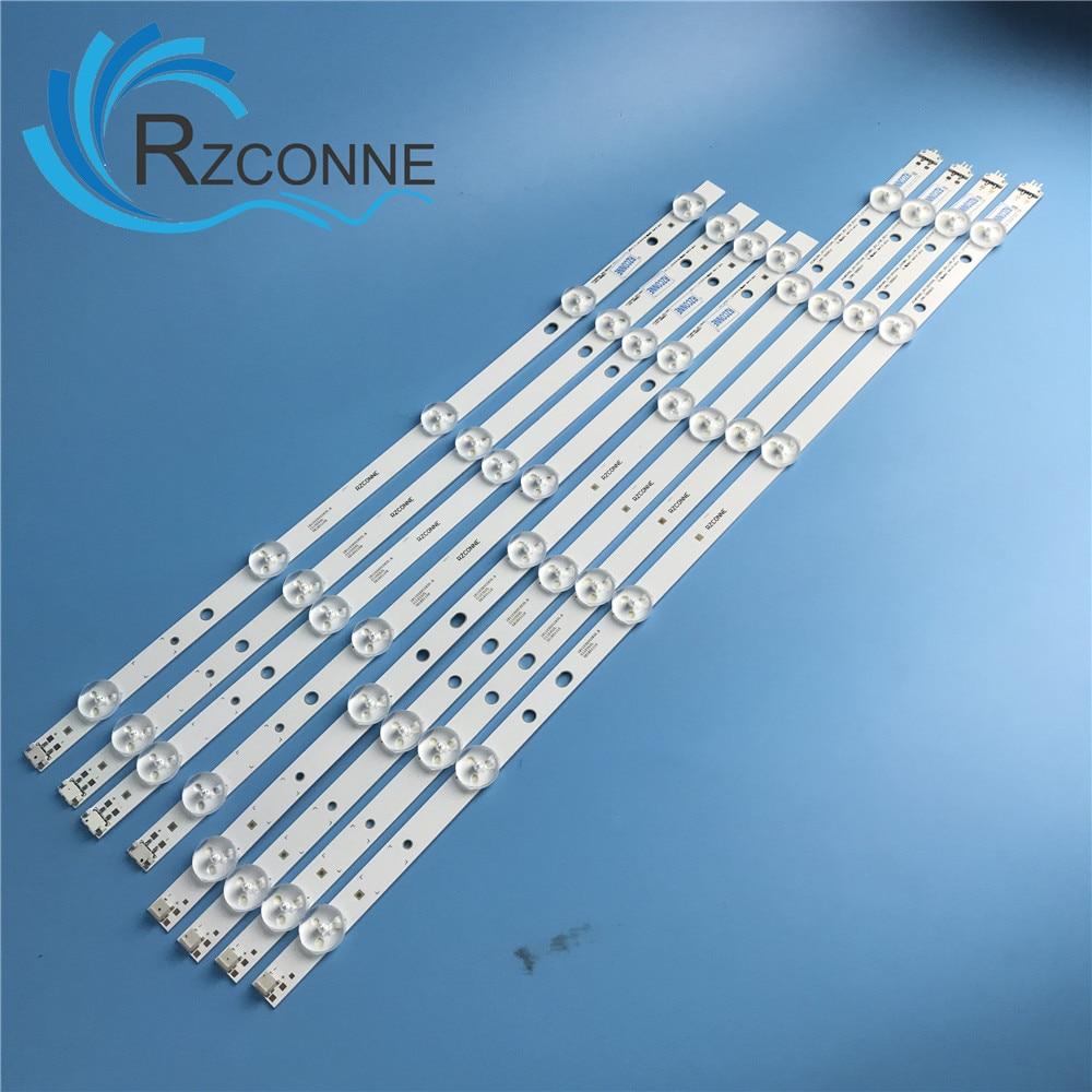 LED backlight strip 11 lamp for Samsung 46 TV 2013SVS46 CY DF460BGLV1H D3GE 460SMB R1 D3GE