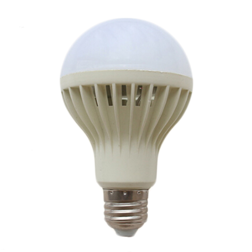 LED Bulb Motion Sensor Led Sound Voice Control Lamp 3W 5W 7W 9W 12W LED Light Bulbs for Porch Hallway