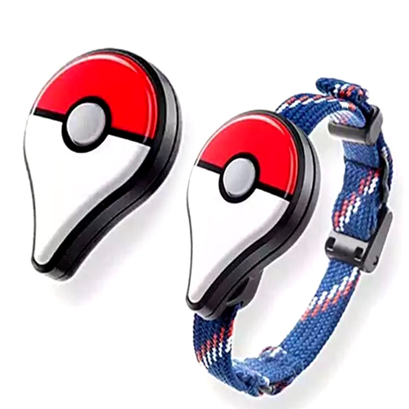 For Nintend Pokemon GO Plus Bluetooth Wristband Bracelet Watch Game Toy Smart Wristband For Nintendo For Pokemon GO Plus Charger
