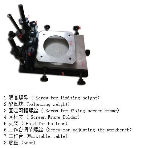 balloon printer instraction