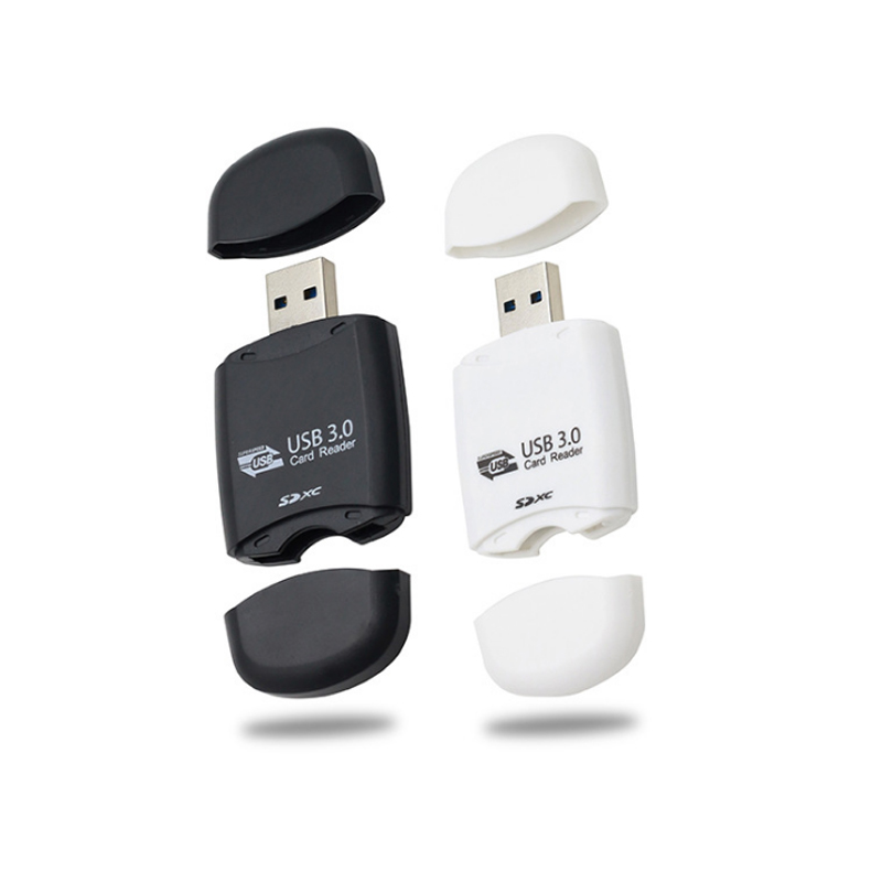 USB 3.0 Multi 2 In 1 Memory Phone Card Reader 5Gbps Adapter For SD/TF Micro SD PC Computer Accessories