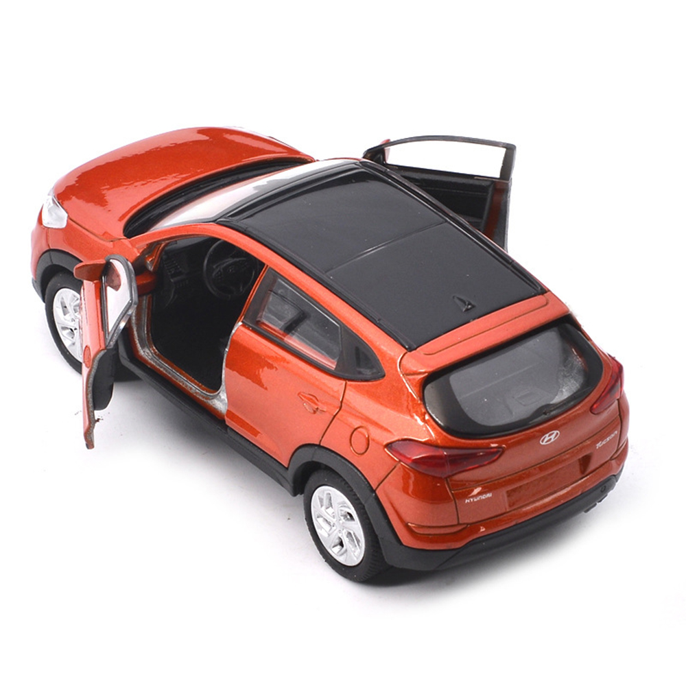 Hot Sale 1 36 Scale Hyundai Tucson Ix35 Diecast Alloy Car Model Toy