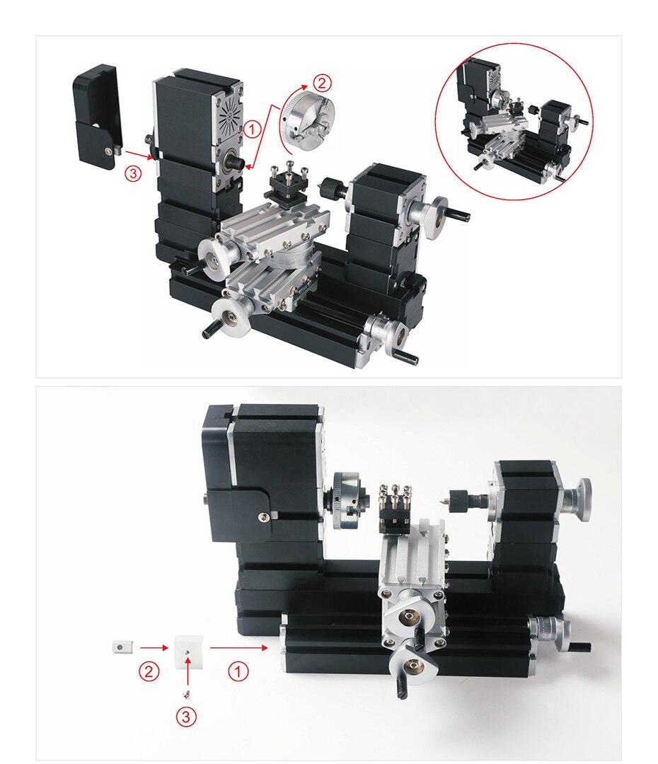 China mini metal lathe Suppliers
