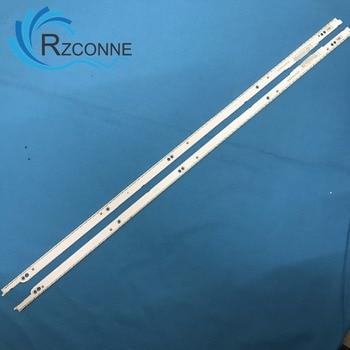 760mm LED Backlight Lamp strip 86leds For  Samsung 60 inch LCD TV 2013SVS60 7032SNB 130114 2pcs