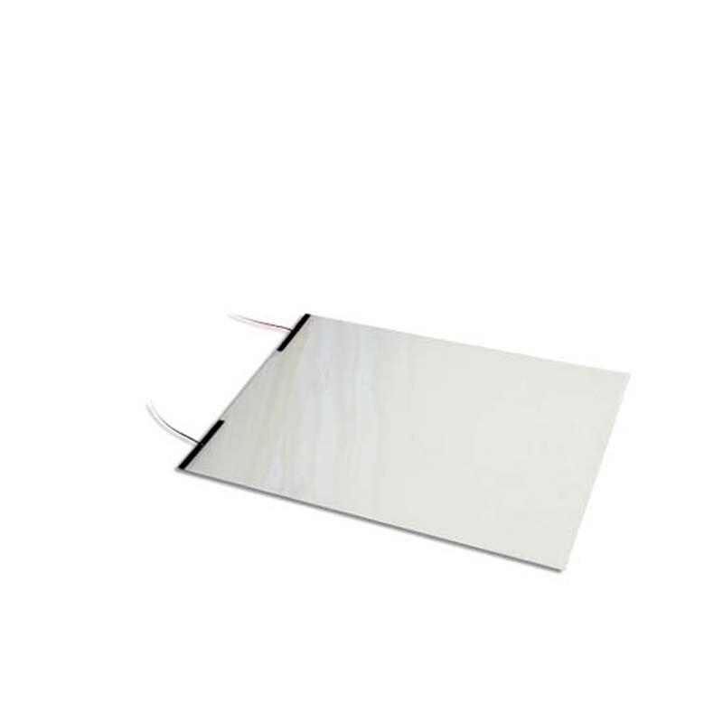 A4/210*297mm blanc commutable électrique auto-adhésif PDLC Film intelligent teinte verre fenêtre porte teinte Film intelligent
