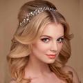 2017 Hair Jewelry Summer Bridal Hair Accessories New Tiara Head Piece Fashion Hair Pins Wholesale Bridal Tiaras Crowns Headbands
