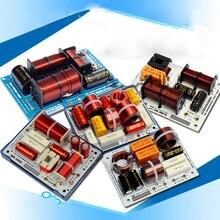 1 pz HiFi Audio Speaker 3 unità divisore di frequenza Audio Treble Midrange Bass 3 vie filtri Crossover 160W 180W 200W 320W