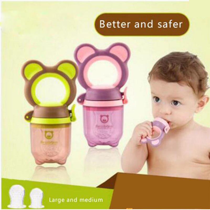 Nimbler Baby Food Mills Big Size Nipple Nibbler Soother Baby Pacifier Babies > 4 months High Quality Baby Pacifier