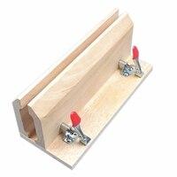 手縫い縫製馬革細工テーブルポニークランプ革ステッチポニー