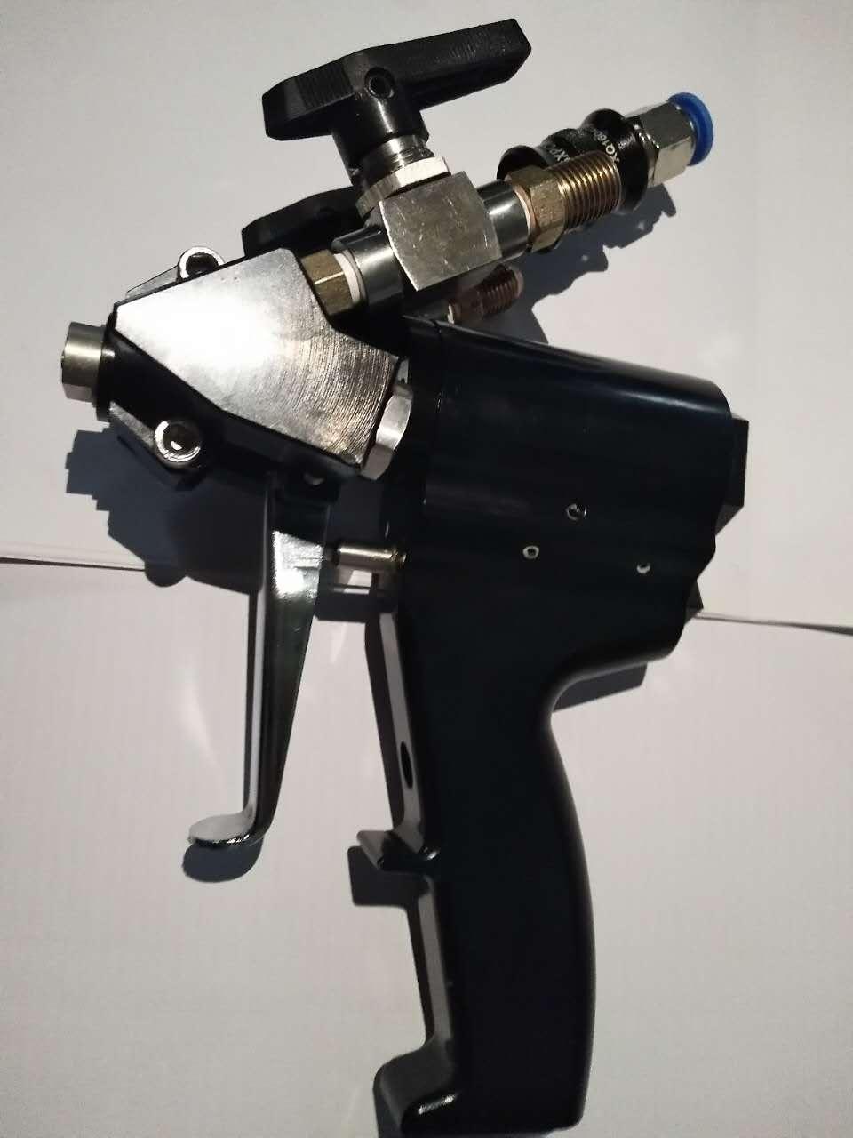 Профессиональный пистолет распылитель из пенополиуретана P2 Air Purge