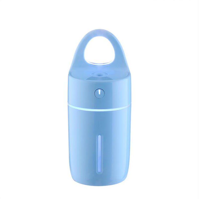 Bule 175ML Air font b Humidifier b font Magic Cup LED Light Portable Cool Mist font