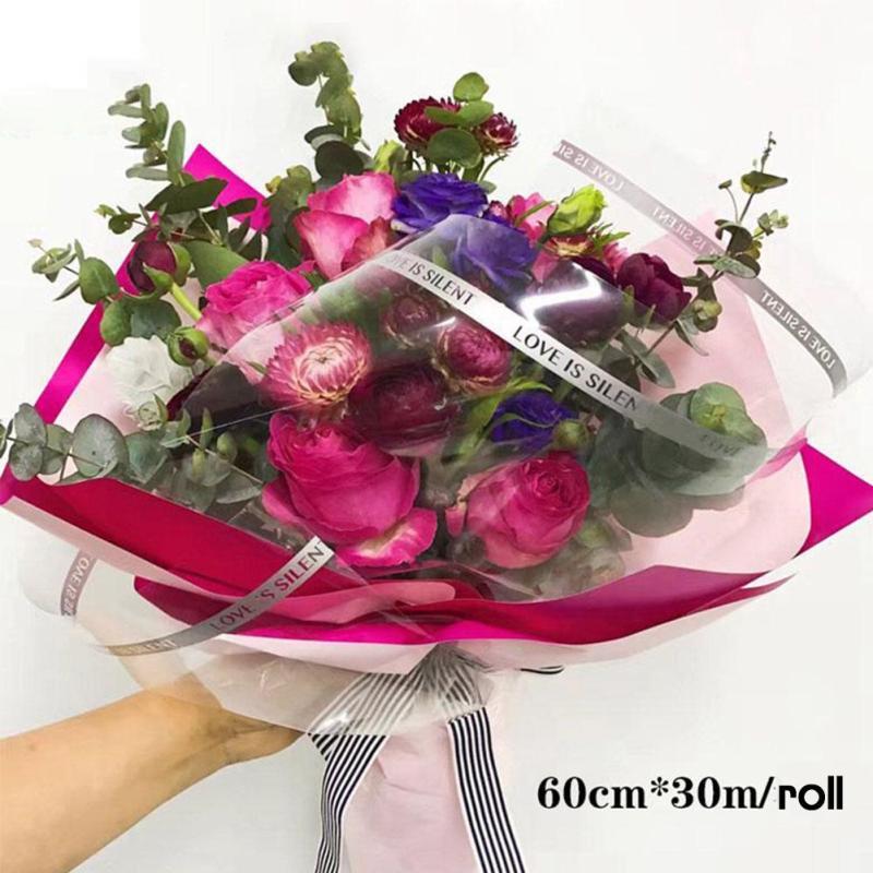 achetez en gros fleur d'emballage en plastique en ligne à des