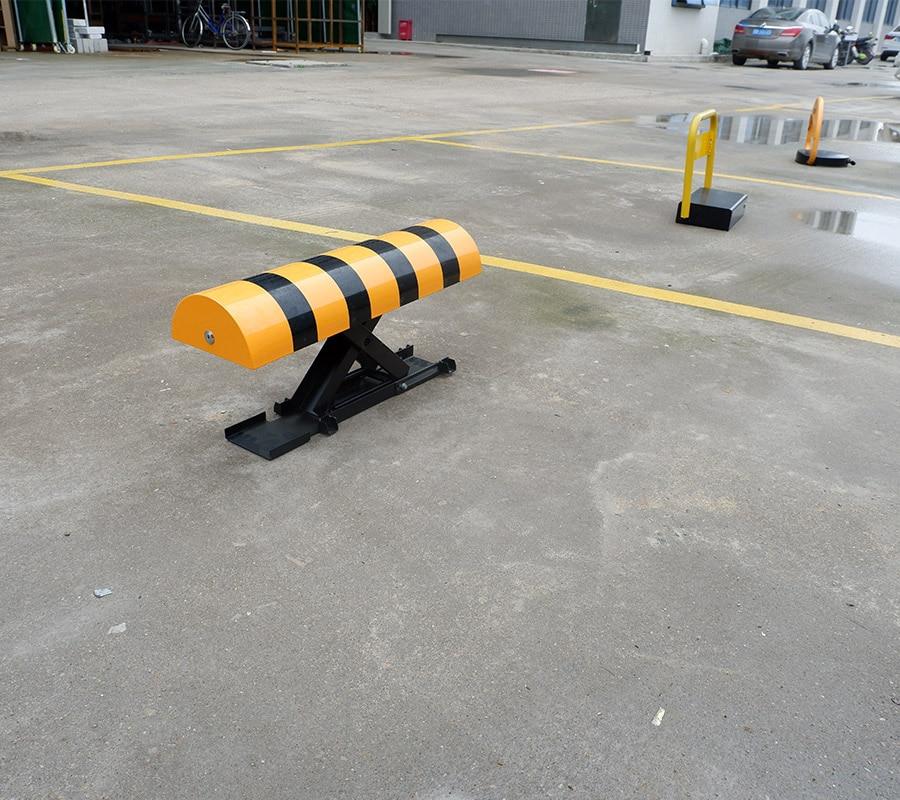 Private Car Parking Remote Control Waterproof Parking Spot Lock