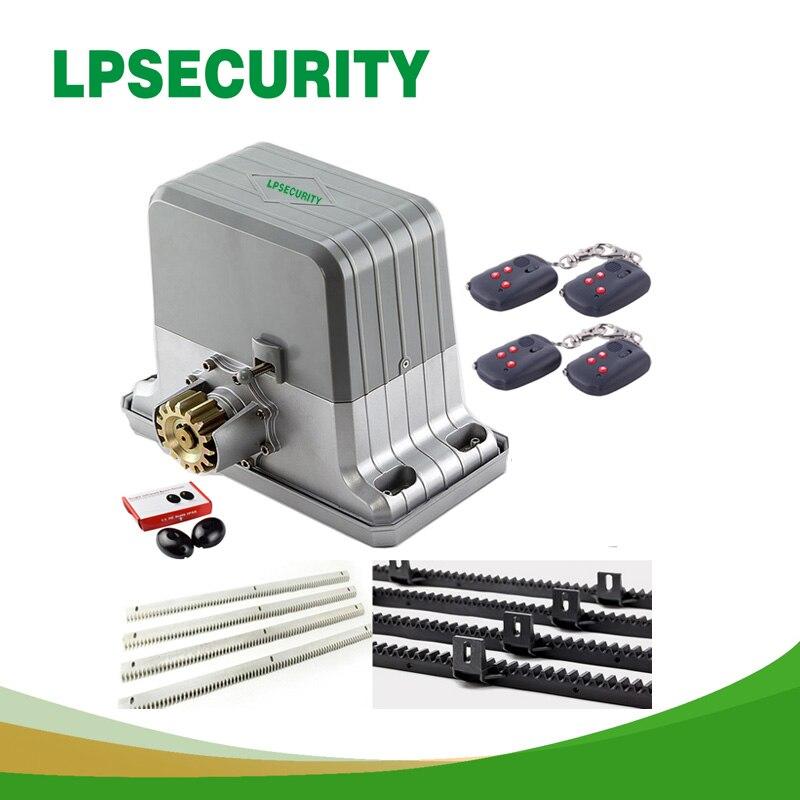 1800kg 자동적 인 전기 미끄러지는 문 모터 오프너 6 - 보안 및 보호 - 사진 3