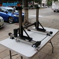 3 axis mini CNC makinesi lineer ray 3 eksenli xyz konumlandırma sahne|positioning stage|linear raillinear machines -