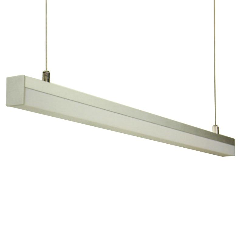 6 sztuk / paczka LED profil aluminiowy Bar Światła lampa wisząca 1 - Oświetlenie LED - Zdjęcie 1