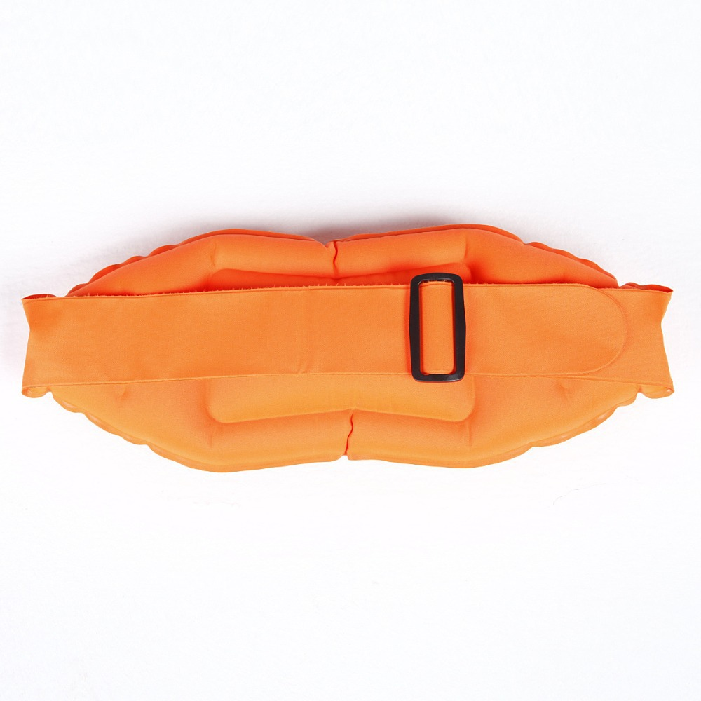 Inflatable swim training belt children safety swimming ring pool equipment float life buoy for Flotation belt swimming pool exercise equipment