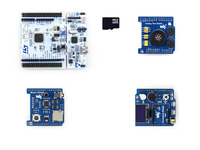 NUCLEO F401RE Package B Support Uno = NUCLEO F401RE+ Accessory Shield +Analog Test Shield +Music Shield