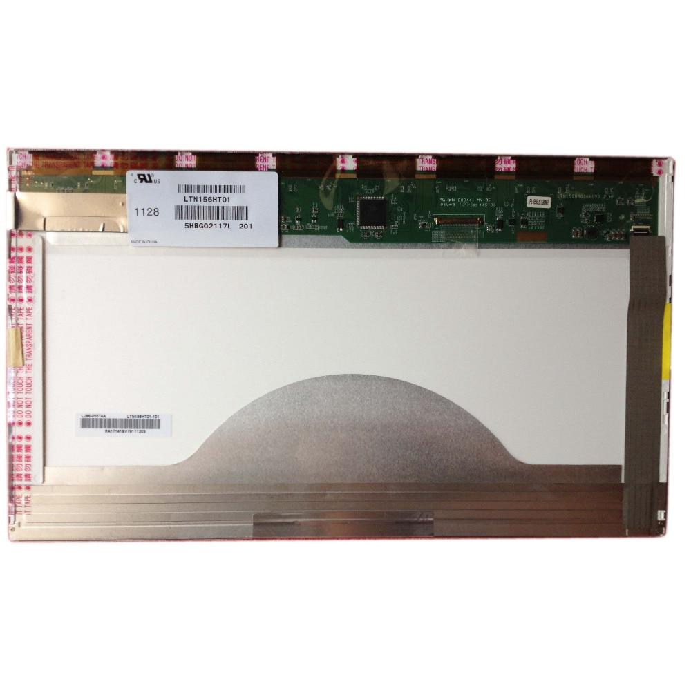 LTN156HT01 fit N156HGE-L21 LP156WF1 TLC1 LTN156HT02 B156HW01 B156HW02 1920X1080 NEW LED LCD Display Laptop ScreenLTN156HT01 fit N156HGE-L21 LP156WF1 TLC1 LTN156HT02 B156HW01 B156HW02 1920X1080 NEW LED LCD Display Laptop Screen